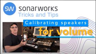 Sonarworks Tips and Tricks: Calibrating Speakers for Volume