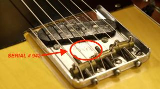 Did Norman Harris Just find the FIRST EVER FENDER TELECASTER...??