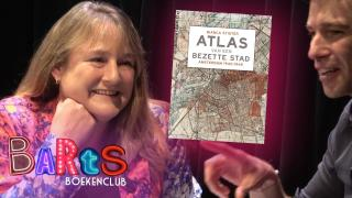 BBC ontvangt Bianca Stigter - 'Atlas van een bezette stad'