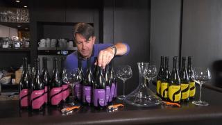 Ondernemerslounge (RTL7) | 1.2.17 | Wijnkoperij Vinyo: Tenuta Bastonaca