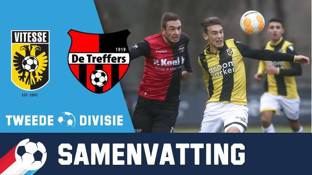 Jong Vitesse - De Treffers