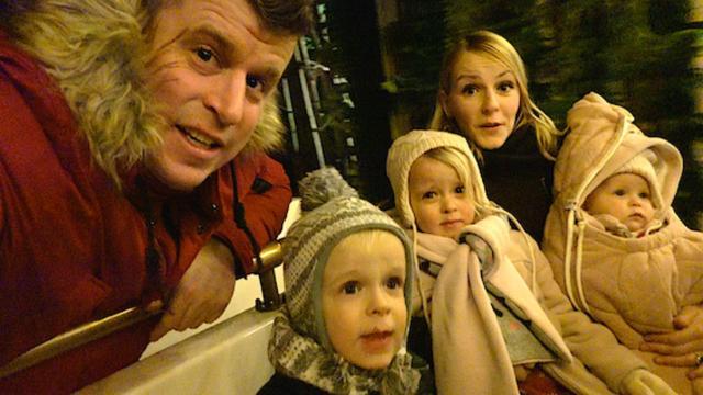 iN DE WiNTER EFTELiNG    Bellinga Familie Vloggers #1220