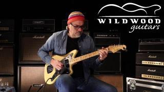 Wildwood Guitars • Fender Custom Shop Wildwood 10 Relic-Ready 1958 Jazzmaster • SN R101257