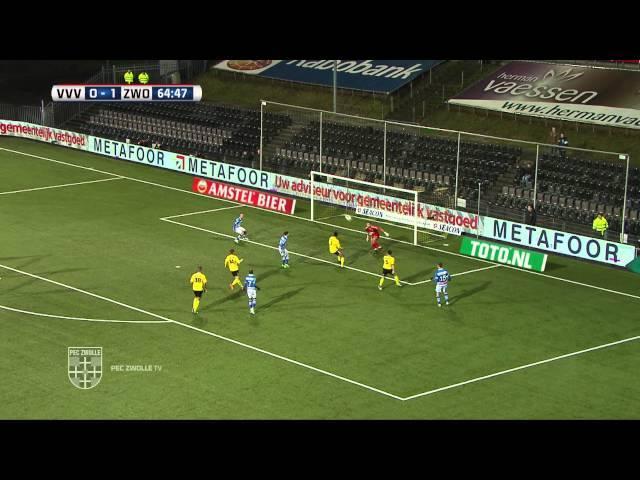 Samenvatting VVV Venlo - PEC Zwolle