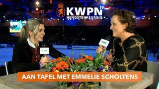 Aan tafel met Emmelie Scholtens