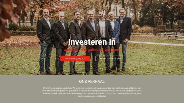 Ondernemerslounge (RTL7) | 1.6.15 | Michiel Beukers van Noordam VB