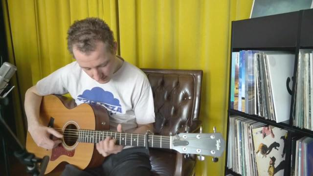 Vero Great Guitar Contest Selection Week 1: Steven van der Steen