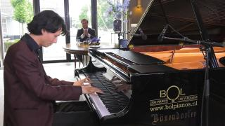 Ondernemerslounge (RTL7) | 1.1.09 | Bol Piano's & Vleugels: Martin Oei