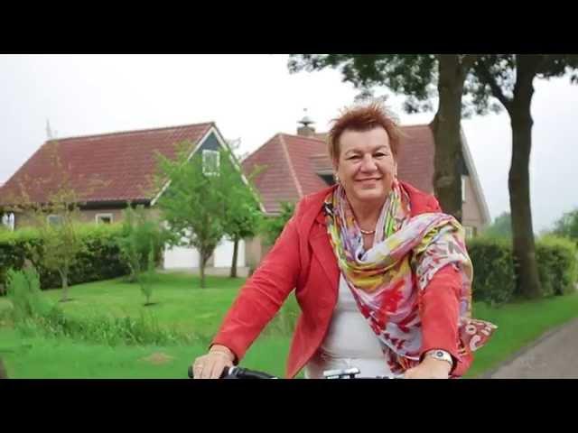 Wat drijft jou? Burgemeester Marja van der Tas