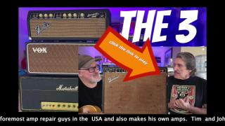 Youtube Picks: Tim Pierce and John Tucci on 3 iconic amp brands.