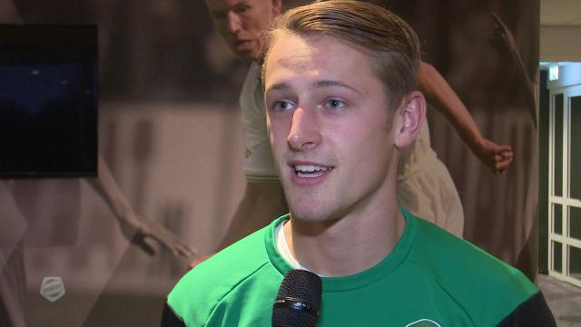 Nieuwe spelers bij FC Groningen