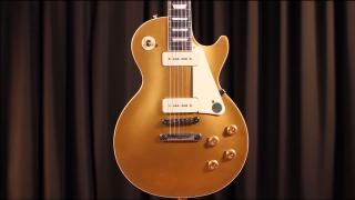 Alamo Music Center | Gibson Les Paul Standard 50s P-90 | Better than the Humbucker model?