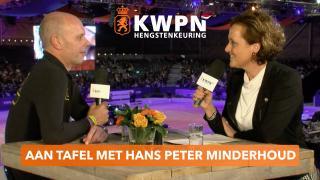 Aan Tafel Met - Hans Peter Minderhoud