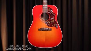 Alamo Music Center | Understanding Gibson Acoustic Guitar Body Shapes | J-45, SJ-200, Hummingbird, L-00 and Parlor