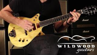 Wildwood Guitars • Gretsch G6131-MY Malcolm Young Jet • SN: JT18114542