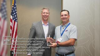 FACP Recognizes Ocala CEP, CEO as the Association's Executive of the Year