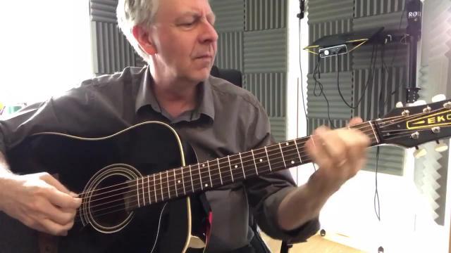 Vero Great Guitar Contest Selection Week 1: Craig Westwood