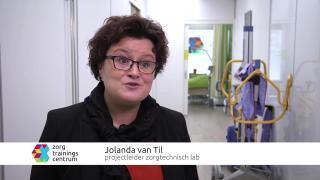 Zorgtrainingcentrum regio Zwolle de eerste ervaringen