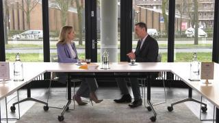 Ondernemerslounge (RTL7) | 3.7.07 | Laurien op bezoek bij Beleggen.com