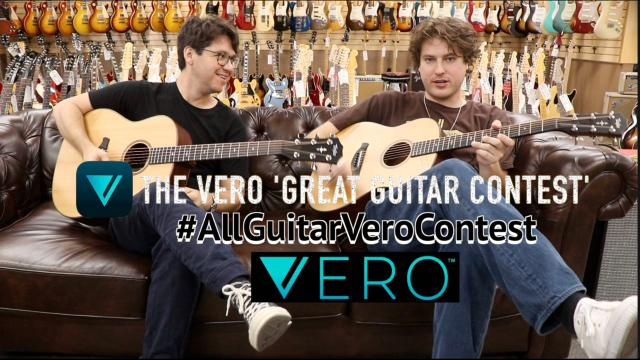 "Vero Great Guitar Contest: Michael Lemmo + Todd Wisenbaker on ""how To Enter"""
