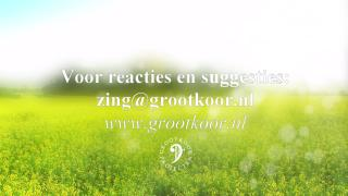 Reclame Grootkoor TV