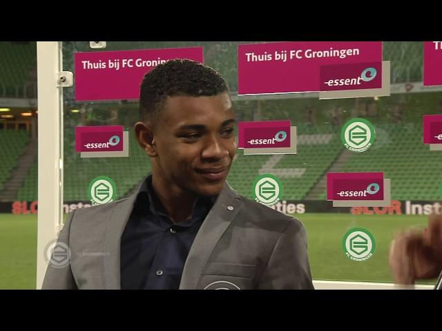 Juninho Bacuna: Essent Man of the Match tegen NEC