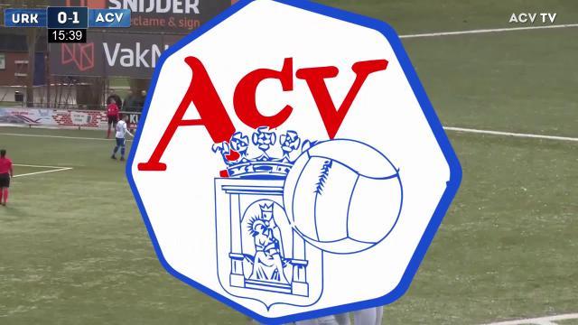 SV Urk - ACV