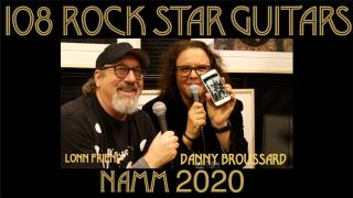 108 Rock Star Guitars: Danny Broussard