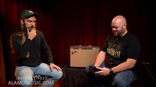 Strymon Iridium vs. Fender Tonemaster Deluxe Reverb