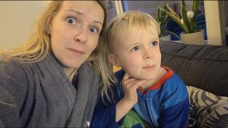 DiT ZAGEN WE NiET AANKOMEN!  | Bellinga Vlog #1605