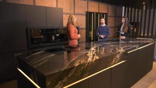 Ondernemerslounge (RTL7) | 3.9.05 | Laurien bij Marquardt Rotterdam