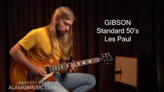 Gibson Les Paul Standard 60's vs. Slash Standard