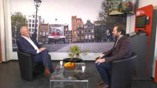 Ondernemerslounge (RTL7) | 3.5.03 | Maurice op bezoek bij KAV2GO