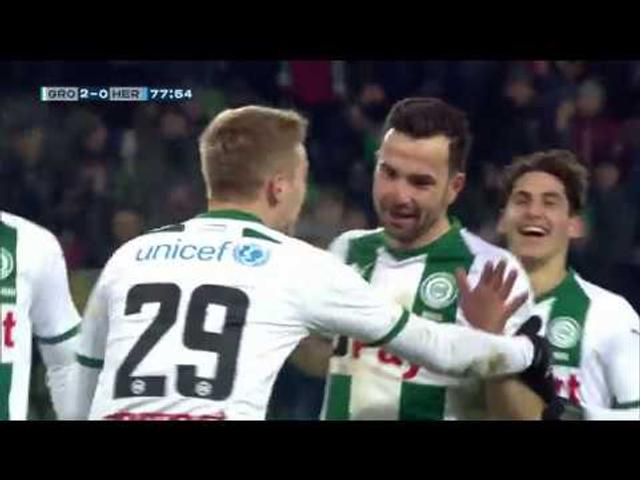 Samenvatting FC Groningen - Heracles Almelo