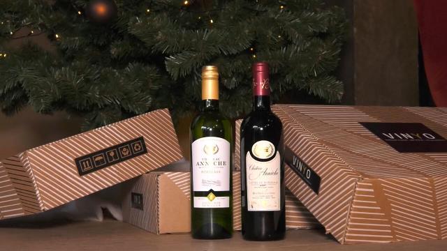 Ondernemerslounge (RTL7) | 2.1.10 | Wijnkoperij Vinyo: Château Anniche
