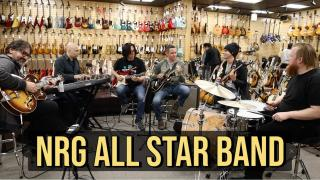 NRG All Stars | Tomo Fujita, Guy King, Cody Wright, John Thomas, Tom Vaitsas & James Santiago