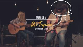 Guitar Slingers with Jack Barksdale  |  Episode 1  |  Rio Tripiano