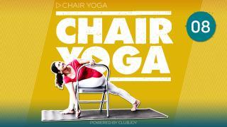 Chair Yoga 8