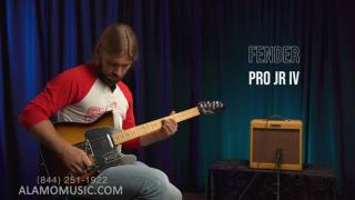 Fender Vibro Champ Reverb vs Pro Jr Why You Need a Small Tube Amp.