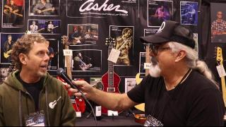 NAMM 2020 Interviews: Bill Asher from Asher Guitars