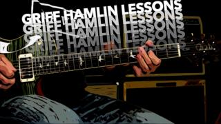 Griff Hamlin Lessons: Practicing Your Scales To End On Beat One