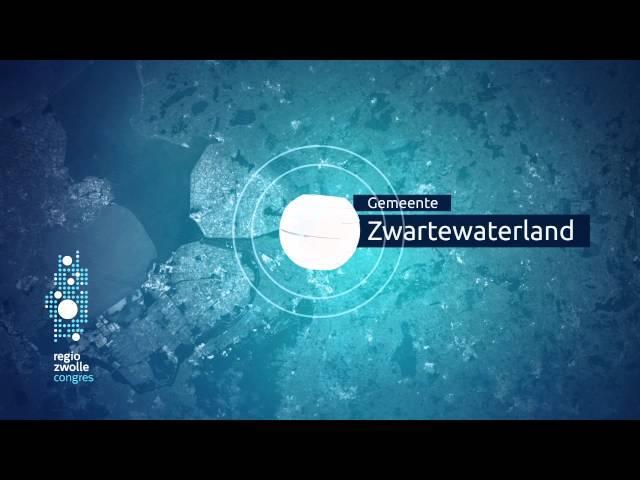 De 19 gemeenten van de Regio Zwolle