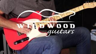 Wildwood Guitars • Fender Custom Shop Wildwood 10 Relic-Ready 1952 Telecaster • SN R99238