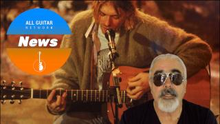 AGN News: Kurt Cobain's 1959 Martin D-18e sells for 6 million dollars...!!