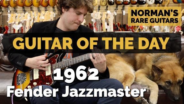 1962 Fender Jazzmaster