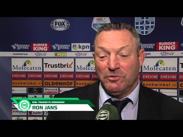 Het jaar van Luis Suárez bij FC Groningen