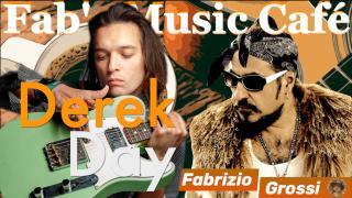 Fab's Music Café: Derek Day, Interview