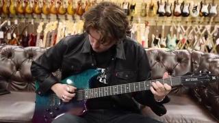 Guitar of the Day Modulus Baritone from John Sebastian