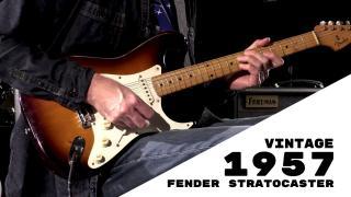Wildwood Guitars • Vintage 1957 Fender Stratocaster
