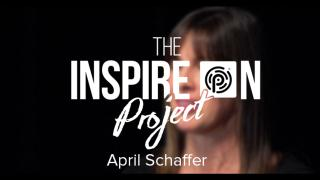 April Schaffer//INSPIRES ON